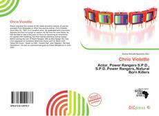 Chris Violette的封面