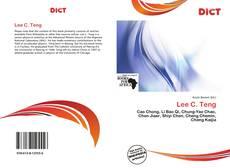 Copertina di Lee C. Teng