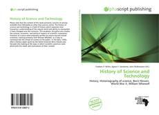 Capa do livro de History of Science and Technology