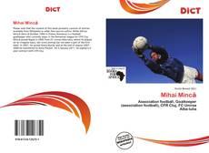 Mihai Mincă的封面