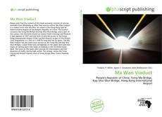 Bookcover of Ma Wan Viaduct
