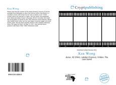 Bookcover of Kea Wong