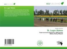 Couverture de St. Leger Stakes