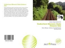 Portada del libro de Culbertson Mansion State Historic Site