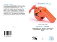 Capa do livro de Anselmo Ramon