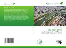 Bookcover of Guy IX de Laval