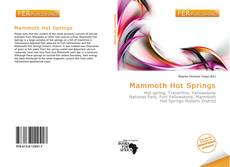 Mammoth Hot Springs的封面