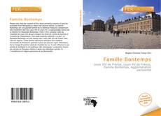 Capa do livro de Famille Bontemps