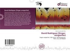 Copertina di David Rodriguez (Singer-songwriter)