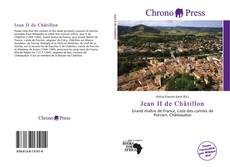 Bookcover of Jean II de Châtillon