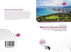 Обложка Motu One (Society Islands)
