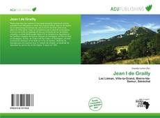 Bookcover of Jean I de Grailly