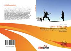 Bookcover of 2005 Toledo Riot