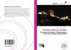 Couverture de Famille Folch de Cardon