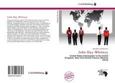 Portada del libro de John Hay Whitney