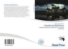 Couverture de Famille de Sistrières