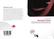 Обложка Alexander Lowen