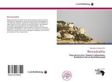 Capa do livro de Bonnétable