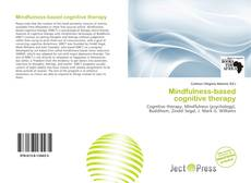 Bookcover of Mindfulness-based cognitive therapy