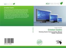 Bookcover of Cristian Castro