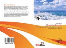 Обложка Desertas Islands