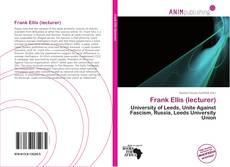 Copertina di Frank Ellis (lecturer)