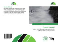 Bookcover of Borden Island