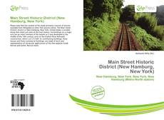 Capa do livro de Main Street Historic District (New Hamburg, New York)