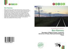 Buchcover von Ben Ramsey