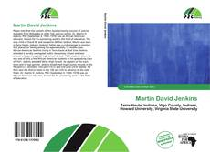 Portada del libro de Martin David Jenkins