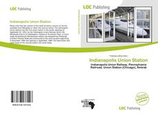 Bookcover of Indianapolis Union Station