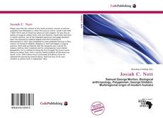 Bookcover of Josiah C. Nott