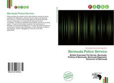Buchcover von Bermuda Police Service
