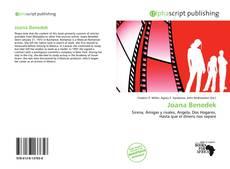 Capa do livro de Joana Benedek
