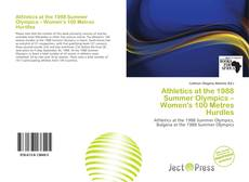 Capa do livro de Athletics at the 1988 Summer Olympics – Women's 100 Metres Hurdles