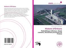 Couverture de Histoire d'Orléans
