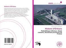 Bookcover of Histoire d'Orléans