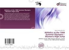 Athletics at the 1988 Summer Olympics – Women's High Jump的封面