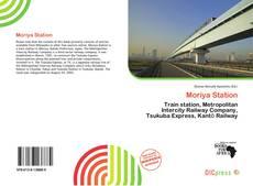 Moriya Station kitap kapağı