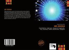 HD 200964 kitap kapağı