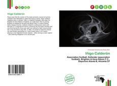 Buchcover von Iñigo Calderón