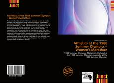 Capa do livro de Athletics at the 1988 Summer Olympics – Women's Marathon