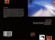 Bookcover of Jack Pitt
