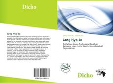Bookcover of Jang Hyo-Jo