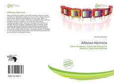 Portada del libro de Alfonso Herrera