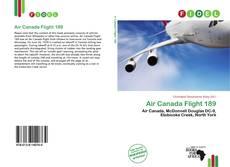 Portada del libro de Air Canada Flight 189