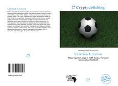 Bookcover of Cristian Ciocoiu