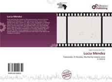 Buchcover von Lucía Méndez