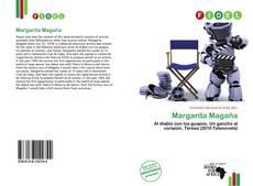 Capa do livro de Margarita Magaña