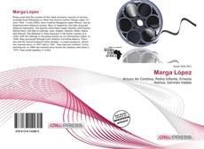 Buchcover von Marga López